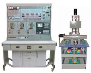 数控铣床电气控制与维修实训室设备