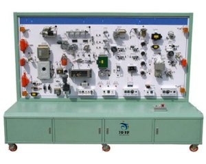 工程机械在线检测综合实训台