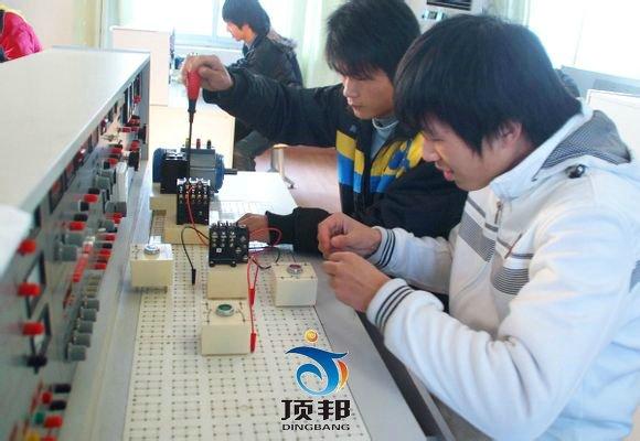 通用智能型电工电子电拖实验室设备(带直流电机、三相可调)