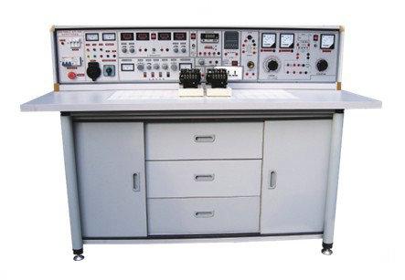 电工.电子.电拖(带直流电机)技能实训与考核实验室成套设备