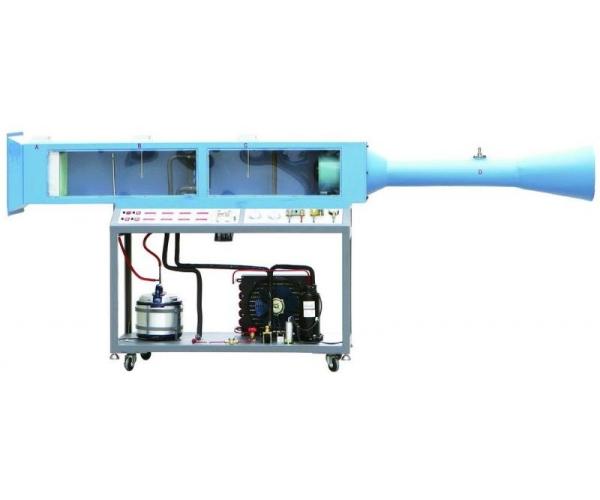 空气调节系统模拟实验装置