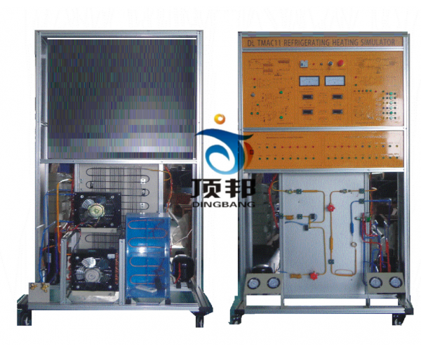 冰箱空调实训考核装置