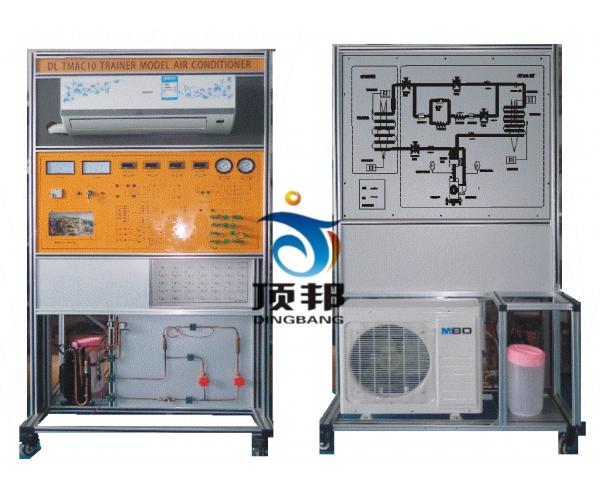 空调制冷制热实训考核装置
