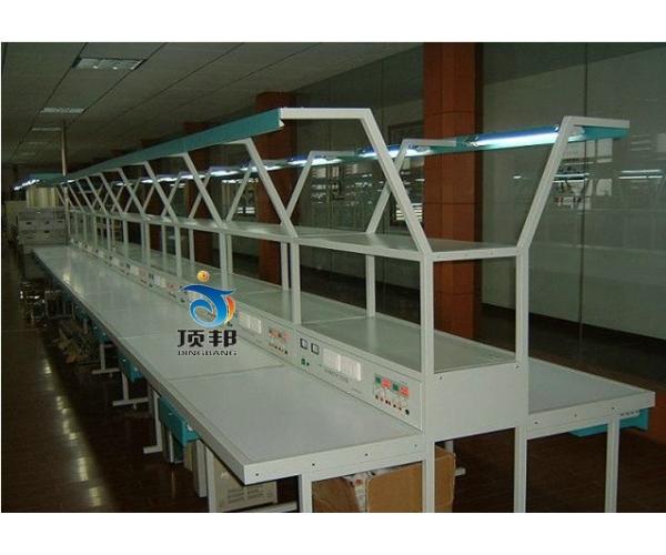 电子工艺电子技术实训台(双面双工位)