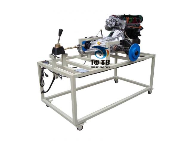 汽车动力驱动与传动系统演示解剖模型