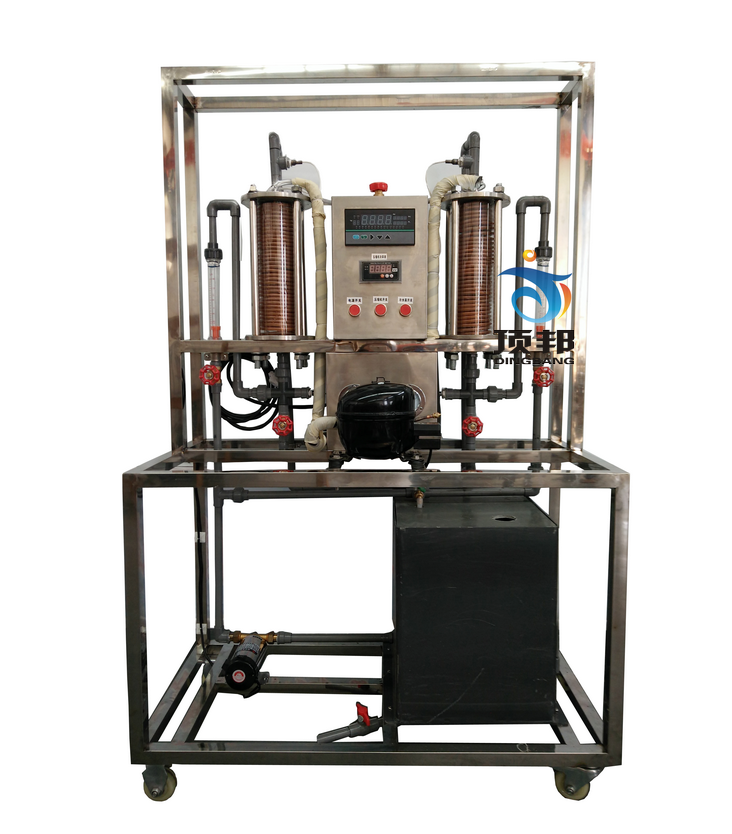 冷热泵循环演示装置