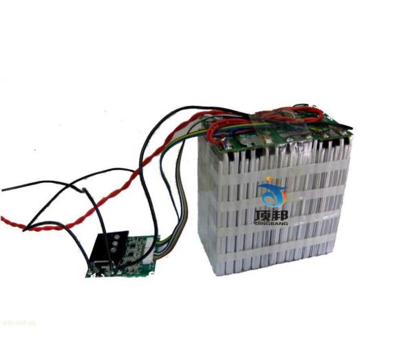 锂电池解剖模型