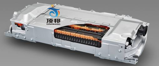混合动力高压电池解剖模型